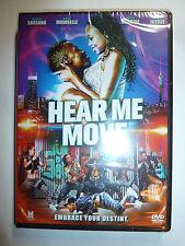 Hear Me Move DVD Sbujwa street dance drama movie Nyaniso Dzedze South Africa NEW