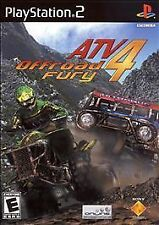 ATV Offroad Fury 4 (Sony PlayStation 2, 2006)