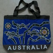 Australian Ladies Large Shopping Bag tote carry bag biltong boerewors braai