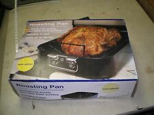 Roasting Pan Non Stick New In Package V Rack