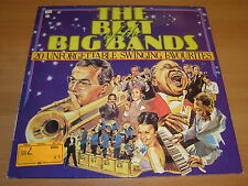 """LP """"The Best of the Big Bands"""""""