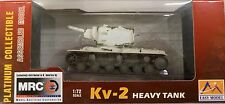 Easy Model MRC 1/72 KV2 Tank Russian Army Winter Camouflage Built up 36283