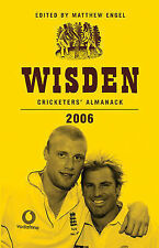 Wisden Cricketers' Almanack 2006 Special Edition (Large Version), Engel, Matthew