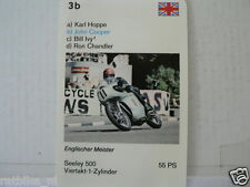 60-MOTO GP GRAND PRIX MACHINES 3B JOHN COOPER SEELEY 500    CARD