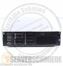 HP Proliant DL380 G7 x8 Intel XEON L5520 - X5690 bis 288 GB Server Konfigurator