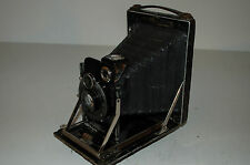 Patent Etui Folding Plate Camera by Kamera Werkstatten (KW) Germany