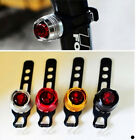 Flash Bike led Bicycle Cycling LED Rear Tail Waterproof Light Safety Lamp 3 mode
