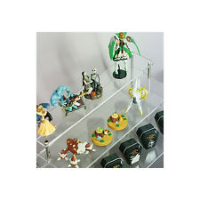 Clear Acrylic Display Stand_mini figure, gundam,nendoroid, bearbrick mini car