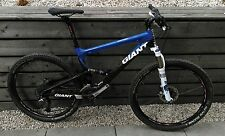 Giant Anthem Advanced x0 carbon fully mountainbike fox Shimano XTR talla m