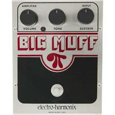 Electro-Harmonix Classic Big Muff PI Distortion/Sustainer Guitar Effects Pedal