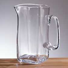 SIMON PEARCE  Large Square Pitcher #1214