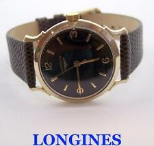 Vintage 14k LONGINES Mens Winding Watch c.1950s Cal 280* EXLNT* SERVICED