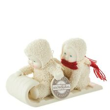 SNOWBABIES Down The Hill We Go Figurine Ornament Gift Boxed 4055602