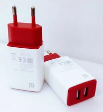 Original Oneplus Two Dual USB 2A Travel Wall Charger Adapter Indian Pin
