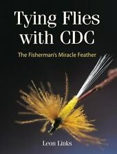 TYING FLIES WITH CDC NEW PAPERBACK BOOK