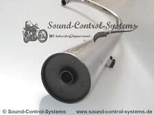 """Mash 125 Cafe Racer verstellbarer Sound """"T-300"""" für Original Auspuff"""