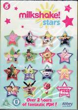 Milkshake!: Stars! [DVD] -  Brand New & Sealed