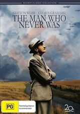 The Man Who Never Was (DVD, 2011)