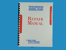 Wisconsin  VH4D, VH4 Engine Repair Manual      *327
