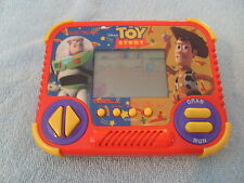 TOY STORY - 1990 TIGER - ELECTRONIC HAND-HELD GAME