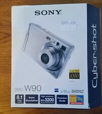 Sony Cyber-shot DSC-W90 8.1 Megapixel DIGITAL CAMERA