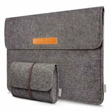 "Inateck MP1500D 15.4"" Inch MacBook Pro Retina Felt Sleeve Case Pocket Cover Bag"