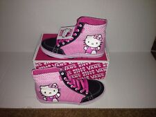 Vans Hello Kitty Corrie Hi SZ 4Y