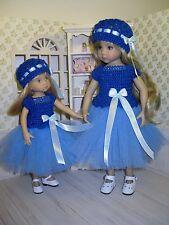 """13"""" Dianna Effner Little Darling and 10"""" Boneka sets"""
