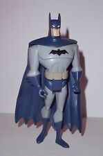 JUSTICE LEAGUE Unlimited BATMAN grey gray suit blue dc universe jlu jla complete