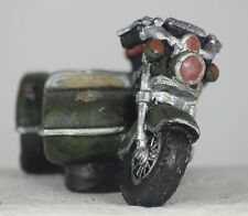 Motor Bike and Sidecar Model - Retro Style - Great Bikers or Birthday Gift!!!
