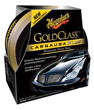 Meguiar`s Gold Class Carnauba Plus Premium Wax G7014 311g Autowachs Paste