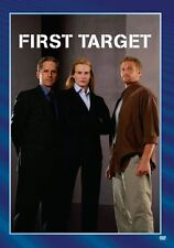 FIRST TARGET (2000 Daryll Hannah) - Region Free DVD - Sealed