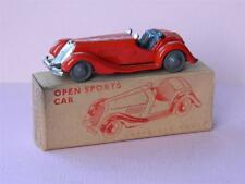 VINTAGE BRITAINS LILLIPUT WORLD HO/OO GAUGE BOXED LEAD OPEN SPORTS CAR #LV601