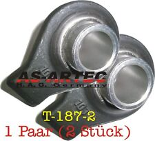 2 Pcs Small Tractor Lower Link Weld-on Ball Kat. 1 19mm