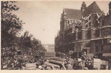 PARIS 206 église saint-eustache et les halles