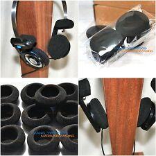 10Pcs Black Cushion Ear Pad Foam For Koss PP SP Ksc35 Ksc75 PortaPro Headphones