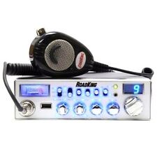 ROADKING CB RADIO 40 CHANNEL TURNER RK56 MIC 4PIN BLUE TRUCK COBRA GALAXY UNIDEN