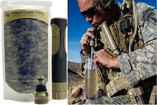 Aquamira Frontier Pro Military Ultralight Water Filter