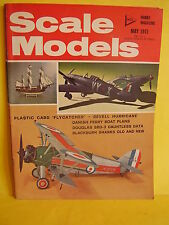 SMI SCALE MODELS INTERNATIONAL MAY 971 BLACKBURN SHARK MIKKEL MOLS SISKIN