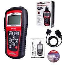 EOBD OBD2 OBDII Car Scanner Diagnostic Live Data Code Reader Check Engine KW808