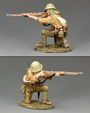 King and Country Kneeling Firing JN031
