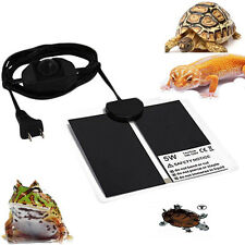 5W Reptile Heater Adjustable Temperature Heat Mat Pet Heating Warmer Pad