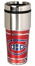 Montreal Canadiens Stainless Steel 16Oz Travel Tumbler [NEW] Coffee Cup Mug