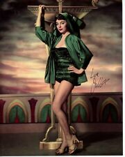 JOAN COLLINS signed autographed photo (2)