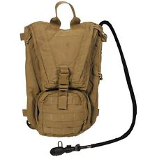US Marines Corps USMC Hydtration pack Trinkrucksack carrier coyote