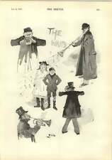 1894 Why The Poor Mare Did Not Get Her Brandy That Morning