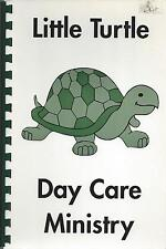 *PERU IN 2004 LITTLE TURTLE DAY CARE MINISTRIES COOK BOOK *INDIANA COMMUNITY