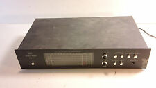 ADC Sound Shaper SA-1 Spectrum Analyzer Great Condition Used Tested Working