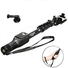 65% OFF YT-1288 Selfie Monopod Extendable Handheld Pole with Shutter for DSLR
