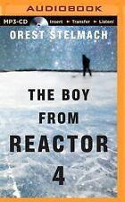 The Nadia Tesla: The Boy from Reactor 4 1 by Orest Stelmach (2014, MP3 CD,...